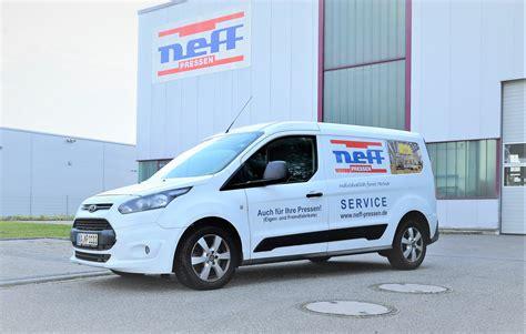 Auto Neff by Kundendienst Walter Neff Gmbh Maschinenbau