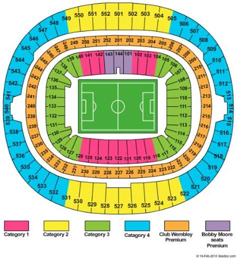 lovely wembley stadium floor plan floor plan wembley wembley stadium tickets and wembley stadium seating chart
