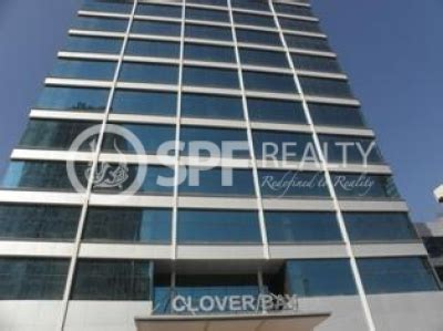 office for rent in business bay clover tower ref. no sf r 6744