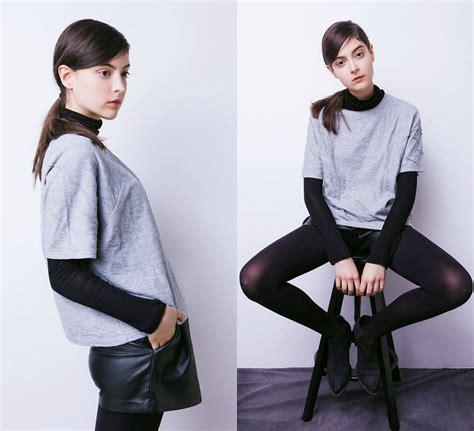 Blouse Simple Zara Kubus nora aradi zara shirt simple lookbook