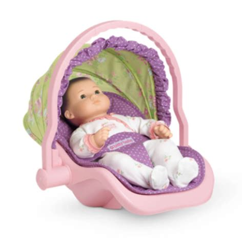 baby doll car seat carrier american bitty baby travel seat doll car seat carrier