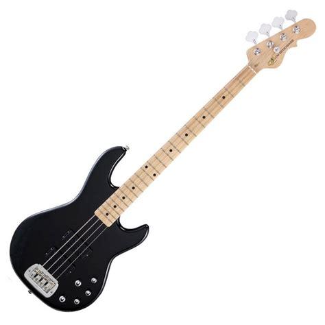 Jpin Neck Gitar Bass g l m 2000 bass guitar maple neck black at gear4music