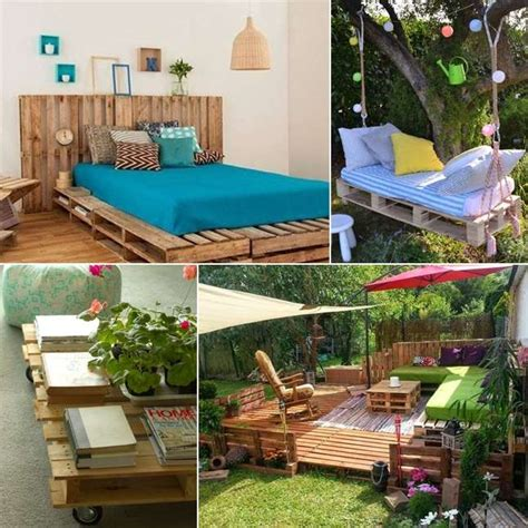 16 pallet daybed hot and new trend pallet furniture diy 15 spectacular ideas to recycle and use pallets