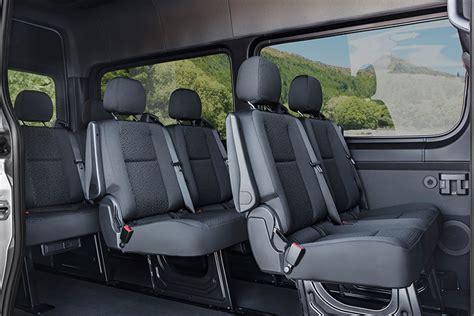 mercedes sprinter interior mercedes unveils 2019 sprinter commercial trucks