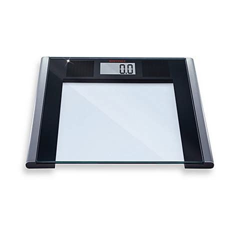 soehnle bathroom scale soehnle solar digital bathroom scale bed bath beyond