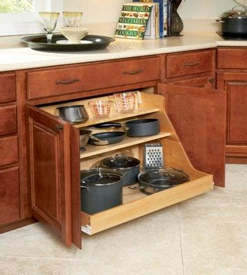 cookware cabinet rak pan storage steinless peralatan dapur panci 2 11 ways to organize pots and pans organizing made