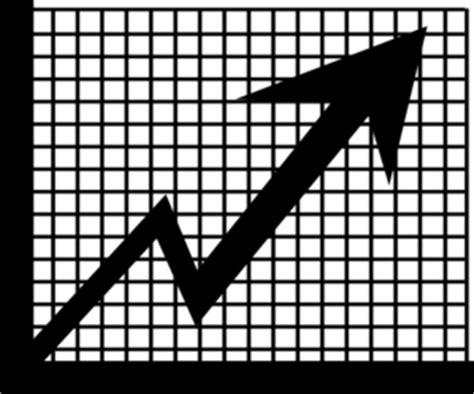 stocks arrow up chart clip art at clker.com vector clip