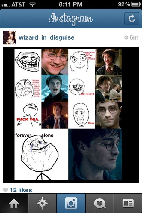 Hp Memes - hp memes harry potter