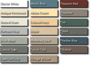 colors of siding best 25 vinyl siding colors ideas on