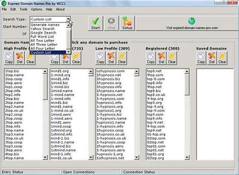 expired domain names procom screenshots  worlds