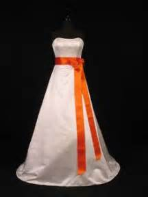 orange and white wedding dresses 1000 images about wedding ideas on wedding