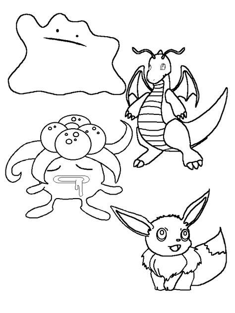 m pokemon jolteon coloring pages coloring pages