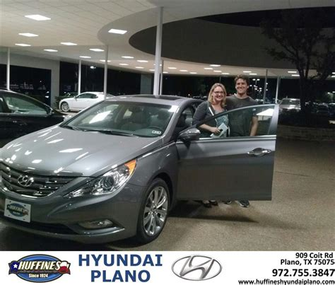 Huffines Hyundai by Huffines Hyundai Plano Thank You To O Brien Jamye On The