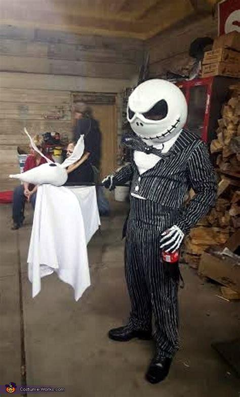 jack  pumpkin king costume