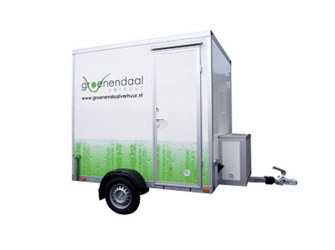 mobiele toilet huren kosten mobiele badkamer te huur bij groenendaal toilet verhuur