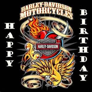 Harley davidson birthdays and happy on pinterest