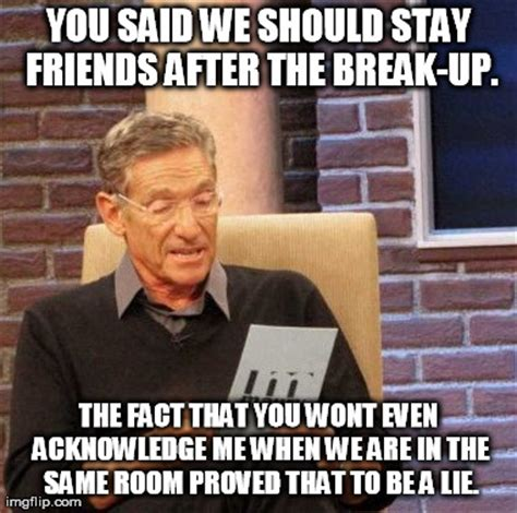 Break Up Meme - 22 memes about getting dumped that might help heal your