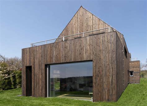 Home Build Design Katowice Matejki 3 by Single Family House Wizja Architects Archdaily