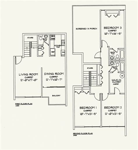 home design for 650 sq ft floor plans 171 villa ravine apartments