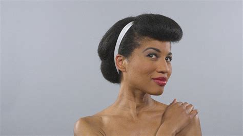 100 years hairstyle images the evolution of glam part deux 100 years of beauty in