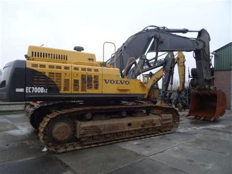 volvo ec blc crawler excavator  netherlands  sale  truck id