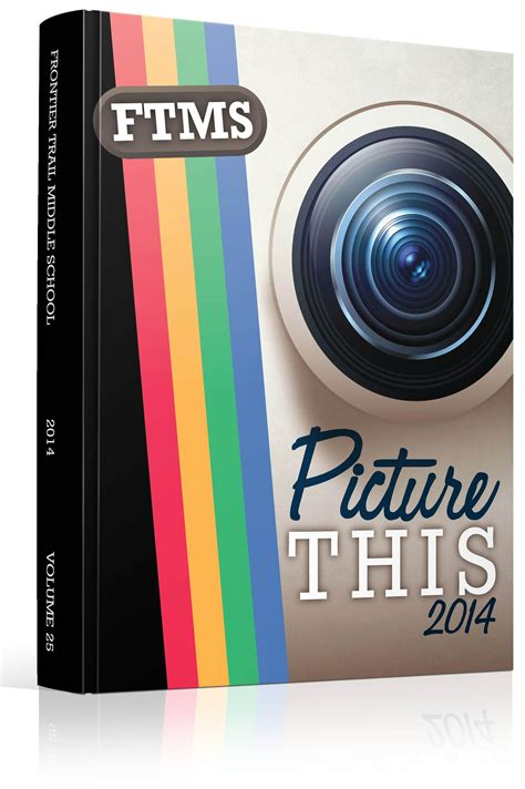 themes for instagram iphone yearbook cover frontier trail middle school quot picture