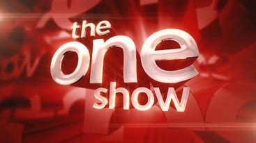 the one show wikipedia