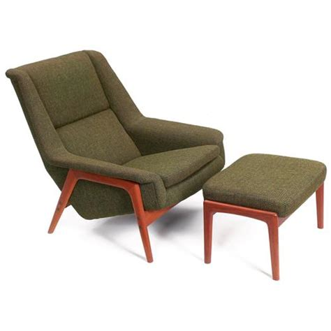 how tall should an ottoman be dux lounge chair and ottoman