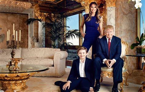 donald trump pent house take a tour of donald trump s luxurious private homes