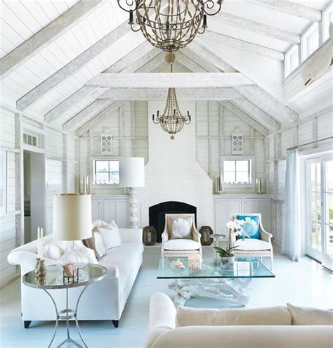 dream beach cottage with neutral coastal decor home white decor archives enchanted blogenchanted blog