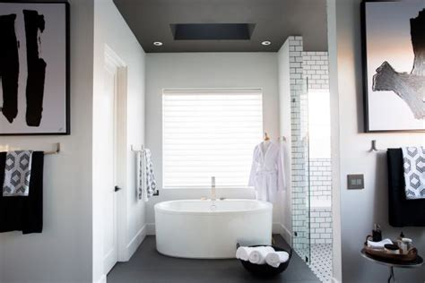 smart home ideas 2017 pictures of the hgtv smart home 2017 master bathroom