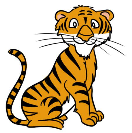 tiger clipart free clip art images freeclipart.pw