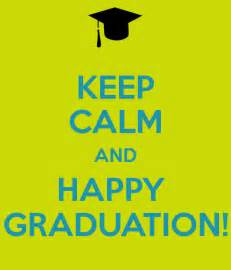 keep calm and happy graduation poster nazz keep calm o matic
