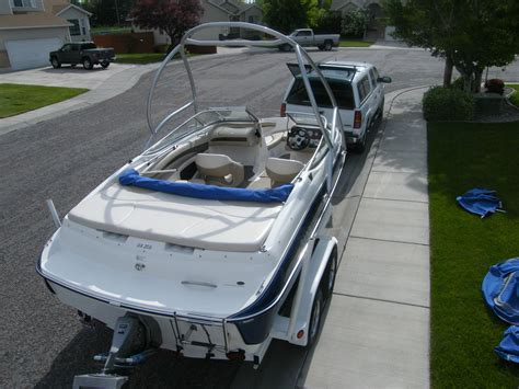 glastron boats gx 205 20 glastron gx 205 ski and fishing boat 2006 for sale for