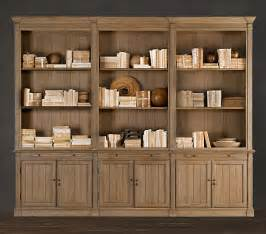 Bookshelves Wall Unit Bookcases For A Home Office Traditional White Vs