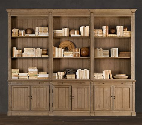 Ballard Designs Office bookcases for a home office traditional white vs