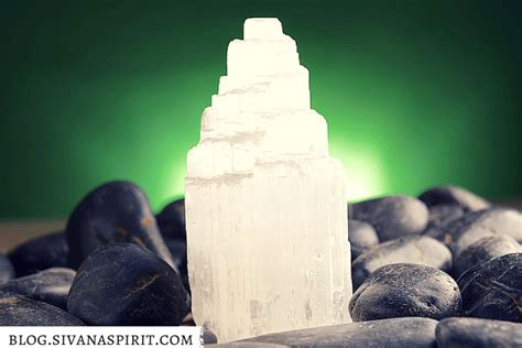 Selenite L Healing Properties by The Healing Properties Of Selenite