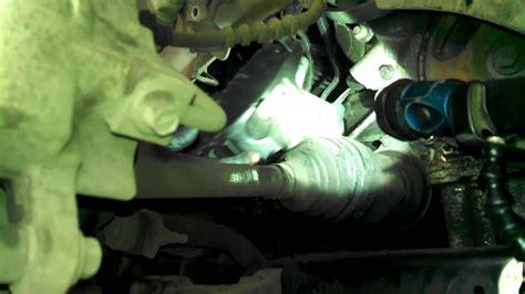 alternator replacement overview  mercury montego