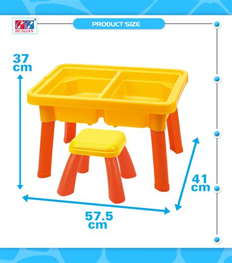 Toys Play Sand Others new plastic sand and water desk tool set toys in