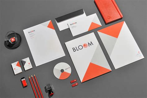 corporate identity design inspiration 50 inspiring exles of corporate identity and branding printrunner