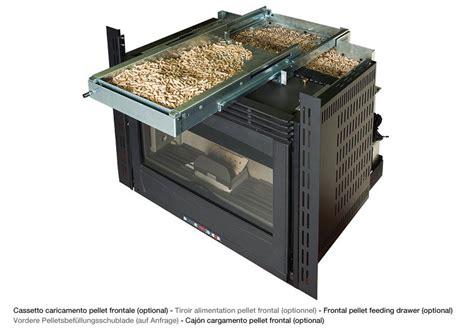 kachelofen pelleteinsatz recuperador de calor a pellets extraflame comfort mini