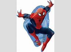 Giant Spiderman Balloon - Party City Luau Food Ideas For Party