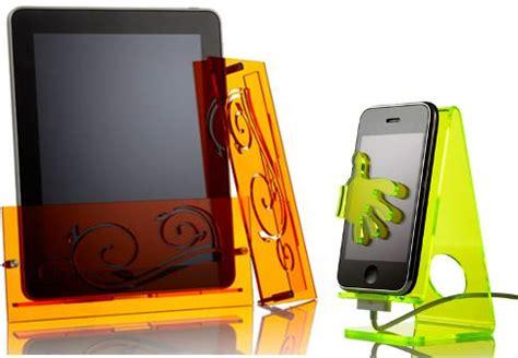 danish designers bring us interesting acrylic iphone and