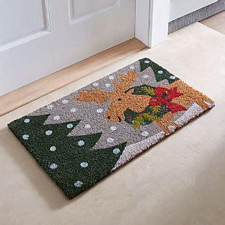 Moose Doormat by Outdoor Rugs And Doormats Crate And Barrel