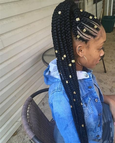 Hairstyles With Weave Braids by Excellent Hairstyles With Weave Braids Idea