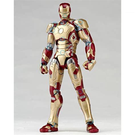 Figure Iron Mk 42 kaiyodo rolls out iron 42 revoltech