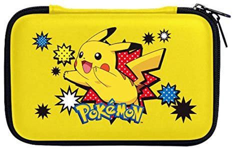 New 3ds Xl Hori Pikachu Pouch hori pikachu pouch for 3ds released in u s idealist