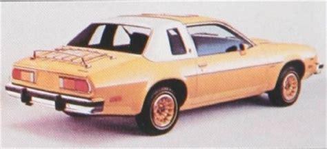 automotive repair manual 1975 chevrolet monza parking system chevrolet monza 1982