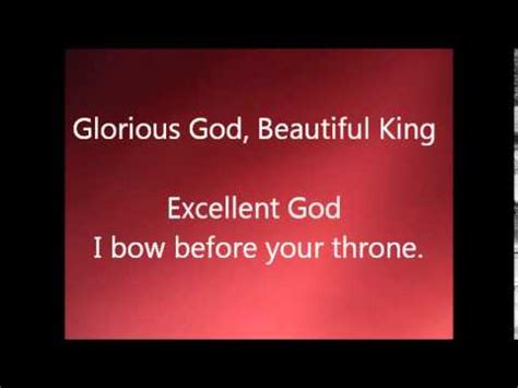 your god is glorious finding god in the most places books glorious god lyrics by elijah oyelade