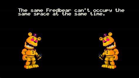Glitched Reality Bytes by Fredbear Fnaf World Vs Battles Wiki Fandom Powered